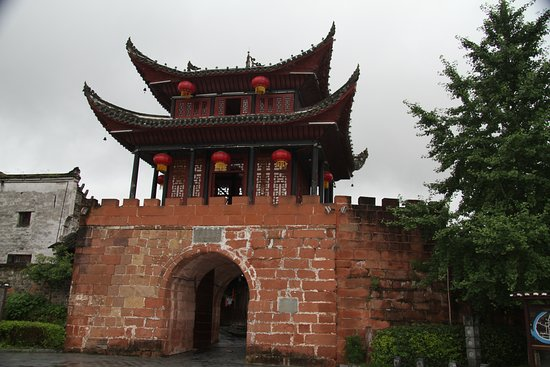 Hongjiang, Китай: Qianyang Ancient Town