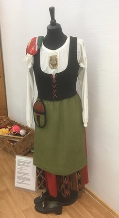 Kauhava, Finlande : great old clothes