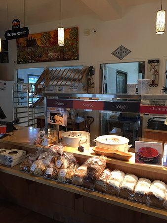 Boulangerie Francois Guay : On the way between Montreal and Quebec City