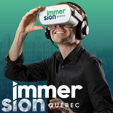 Immersion Quebec
