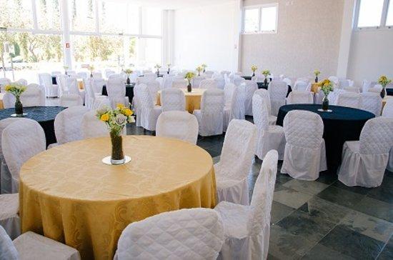 Sao Pedro do Butia, RS: Salão de  festas  .Capacidade  para  150 pessoas.