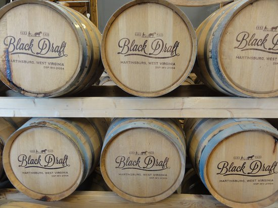Black Draft Distillery