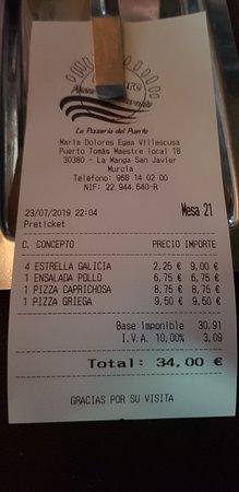 Pizzería Restaurante Di Mare