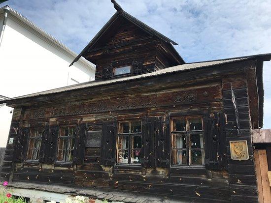 Tabachnikov House