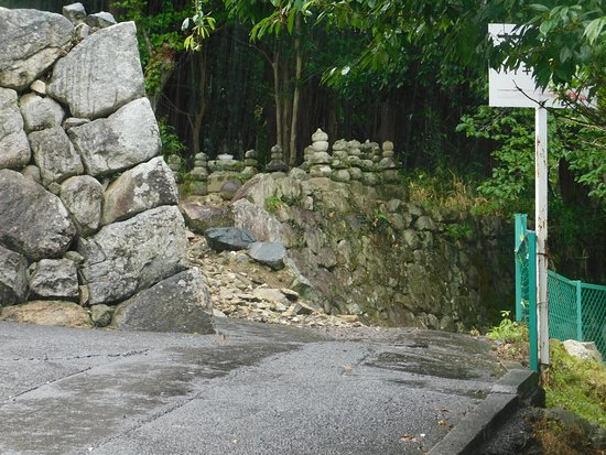 The Site of Kashiwara Castle