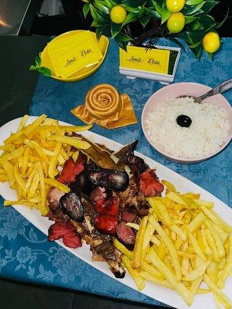 Barro, Portogallo: Alguns dos nosso pratos 🌷🍋🍽