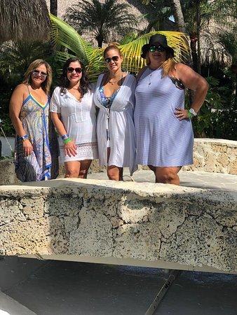 Girls Trip Punta Cana Picture Of Impressive Resort Spa Punta Cana All Inclusive Bavaro Tripadvisor