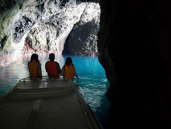 Blue Grotto Boat Cruise Kanehide Marine