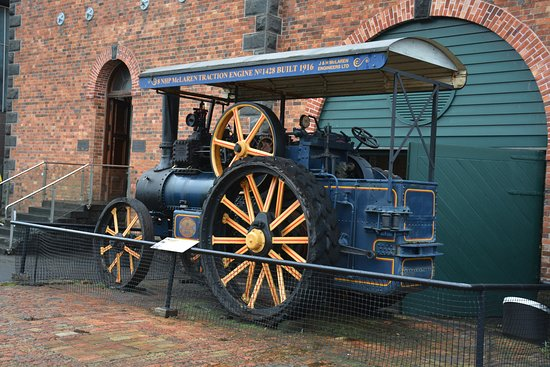 Museum of Transport and Technology: Pump