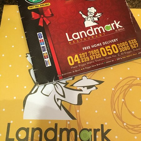 Landmark Restaurant Photo