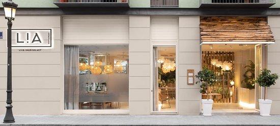 El mejor restaurante junto al mercado central.