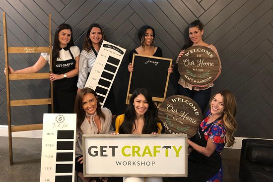 Get Crafty Workshop