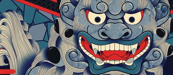 Fudog _ guardians of Feng Shui