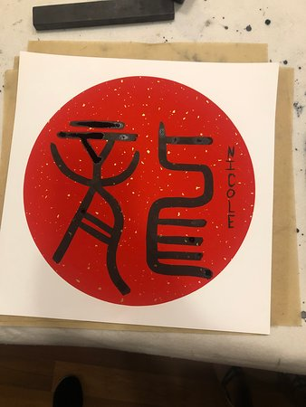 Zdjęcie Calligraphy Class