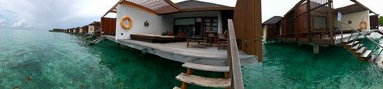 Lankanfinolhu Island: All around