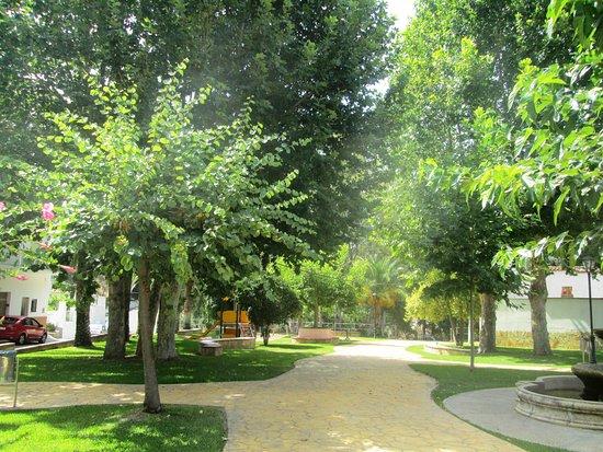 La Vinuela, Spanje: Parque