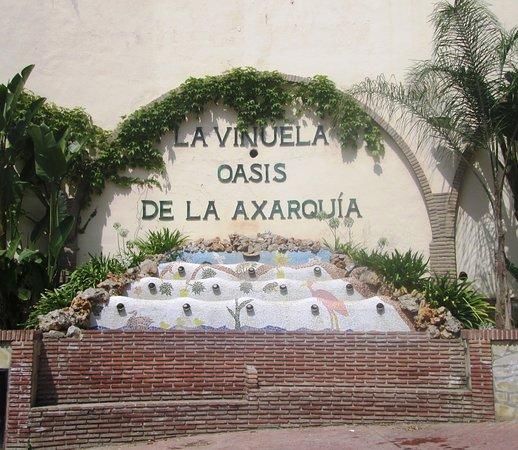 La Vinuela, Spanje: Fuente