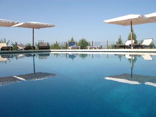 Villa de Mazo, สเปน: Beautiful pool with Pnoramica Views