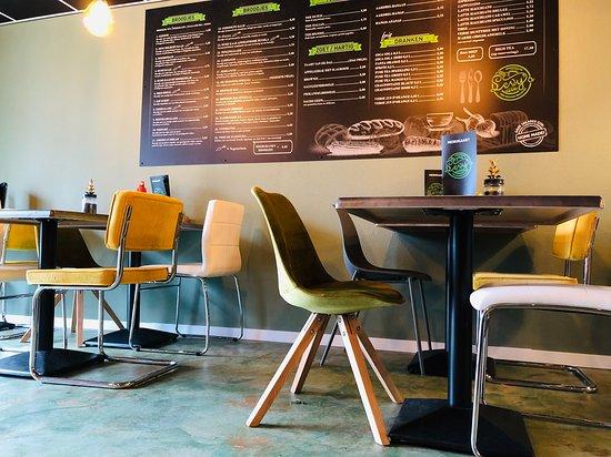 Heinkenszand, Holandia: Lunchroom