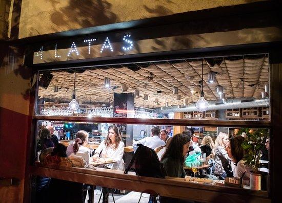 4 latas Barcelona - L'Antiga Esquerra de l'Eixample - Menu Prices & Restaurant Reviews - Order