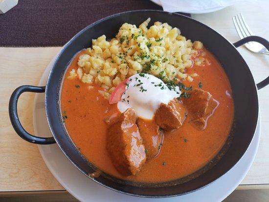 Berggasthof Burgeralpe, Mariazell Restaurant Bewertungen