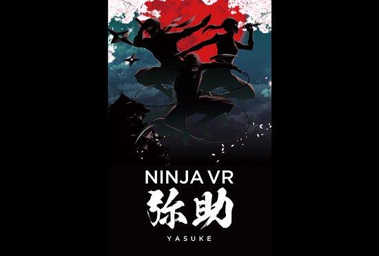 Ninja VR Yasuke