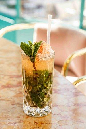 BB Blanche - Restaurant - cocktails - Bar à cocktails - Pigalle - Trinité - Jean Imbert - Paris 9