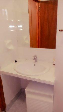 Kwambonambi, Sudafrica: Clean Bathroom