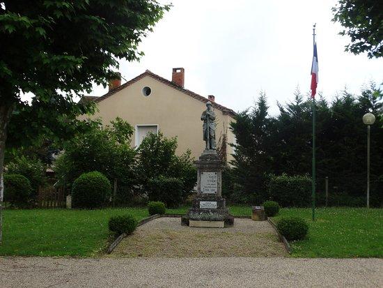 Monument aux morts Couze et st Front