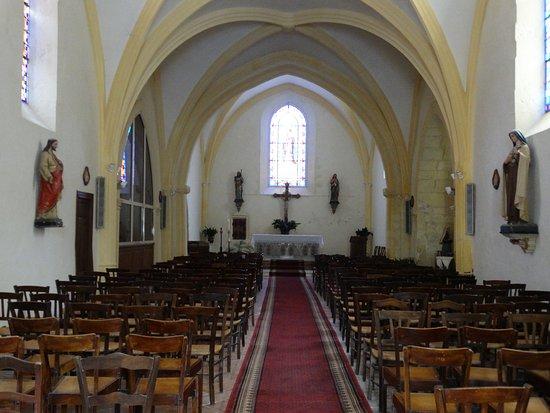 Eglise Saint Jacques de Sigoules