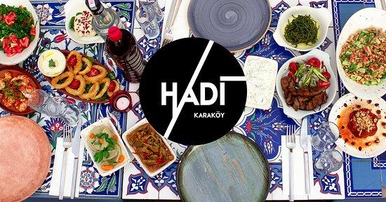 Hadi Karaköy Yeni Nesil Meyhane - Εικόνα του Hadi Karakoy, Κωνσταντινούπολη - Tripadvisor