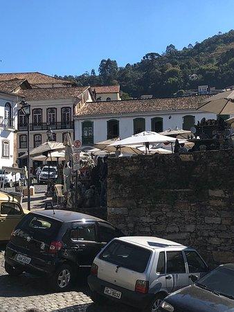 Feira De Pedra Sabao Do Largo De Coimbra صورة فوتوغرافية
