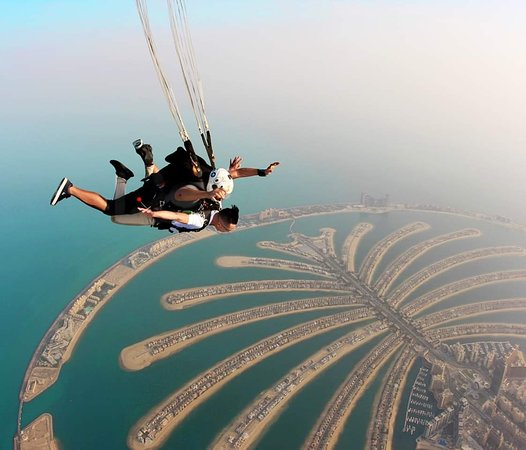 Skydive Dubai - 2019 Book in Destination - All You Need to Know
