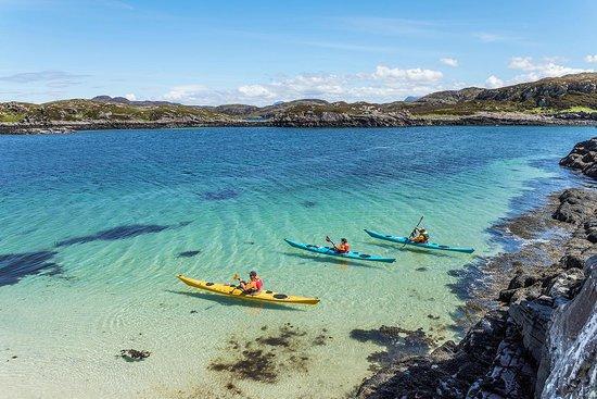 Kayak Summer Isles