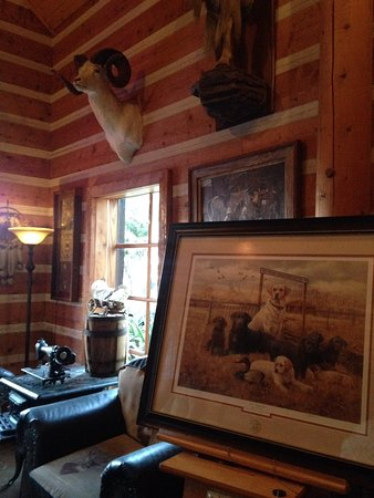 Cross Roads, Teksas: Prairie House Restaurant