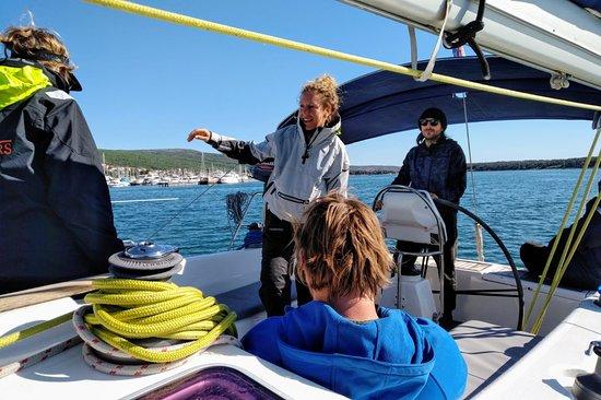 Skipper Training: schipperscourse
