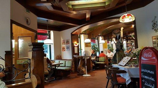 Restaurant Boehmerwald: Restaurant interior