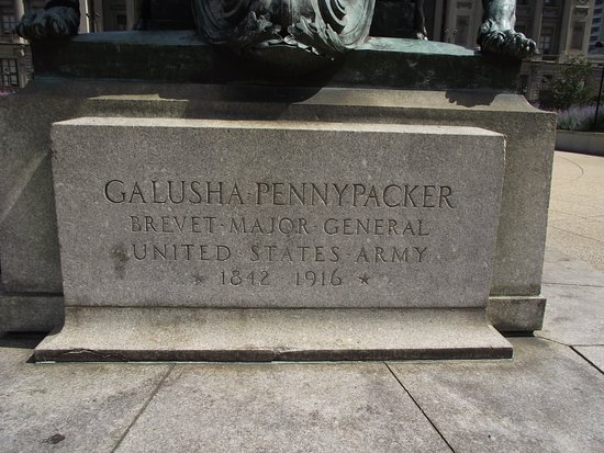 General Galusha Pennypacker Memorial