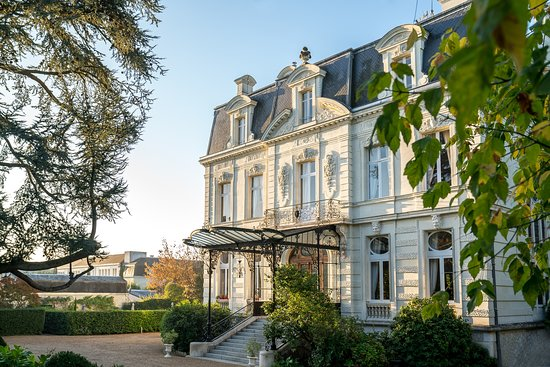 Hotel and Spa Chateau de Verrieres