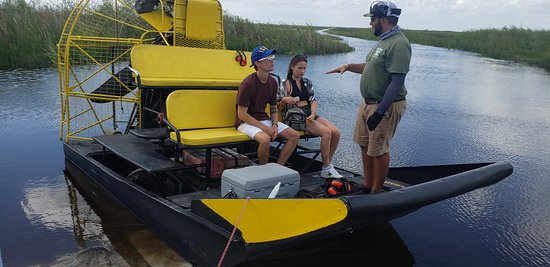 Airboat In Everglades Miami 2019 All You Need To Know