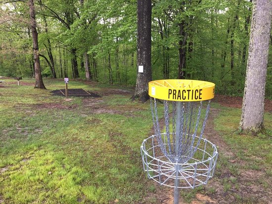 Collins Park Disc Golf Course & Obstacle Course