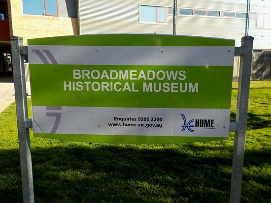 Broadmeadows Historical Museum