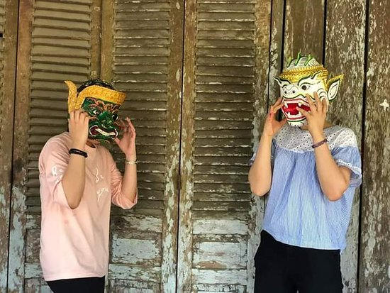 Tra Vinh Province, Wietnam: To join the life at hometown as a villager. Go fishing, go catch fish at night with villager, sit bout on the small river and have meal with everything nices without pollution and so on interesting activities...