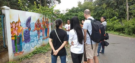 Tra Vinh Province, Wietnam: To study about the traditional of Khmer people