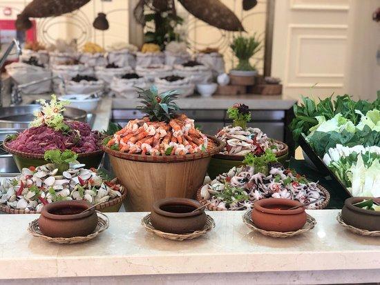 Phu Ly, Vietnam: Mang hương vị của biển về với đồng bằng
