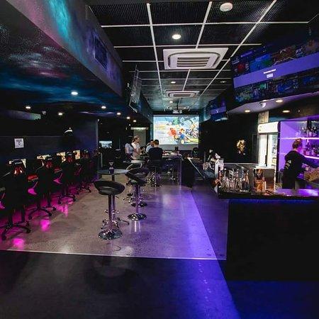 Checkpoint Esports Arcade & Bar