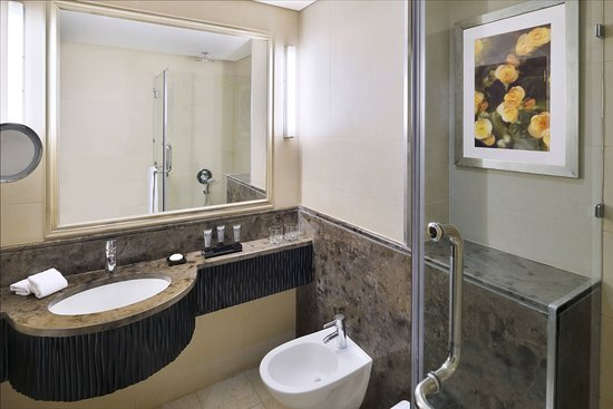 Petra Marriott Hotel: Guest room