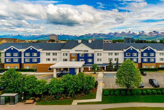 SpringHill Suites by Marriott Anchorage Midtown Hotel