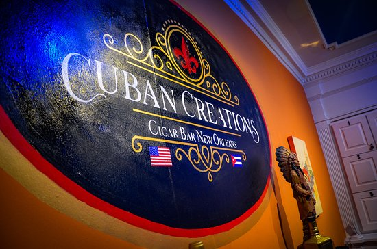 ‪Cuban Creations Cigar Bar‬