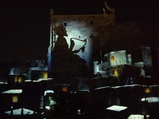 Evite as filas: ingresso para o Museu da Torre de David: Movie shot from King David's life story